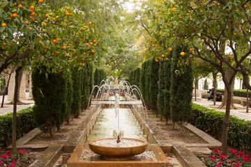 Mediteraner Brunnen