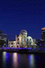 原爆ドーム -平和の光・イルミネーション-