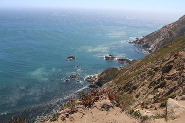 Point Reyes sea view
