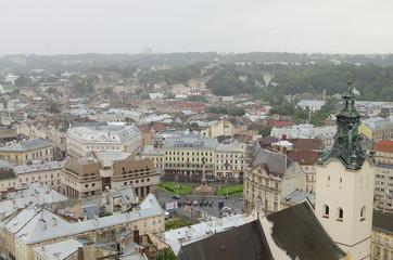 Lviv Rooftops - Ukraine