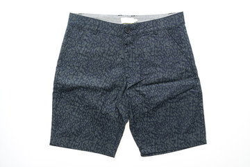 Casual men short pants Fototapete