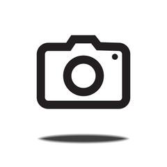 Camera icon,Vector illustration
