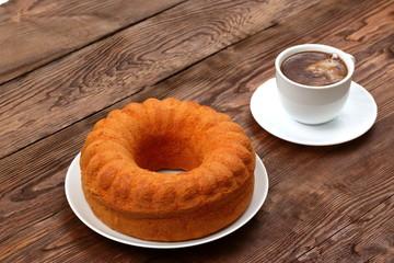 Ciastko z Kawą