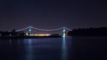 Lions Gate Bridge