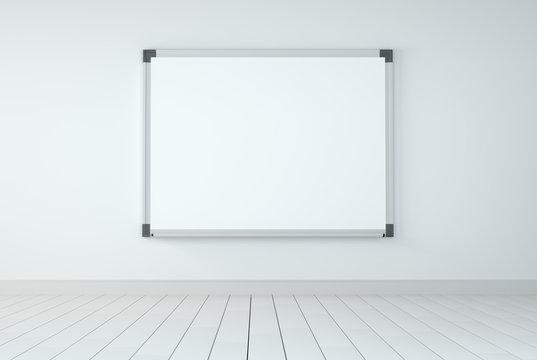 White board In Room