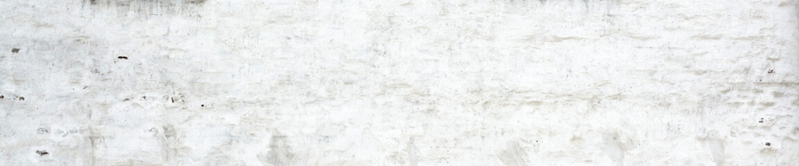 White old plaster wall Background.