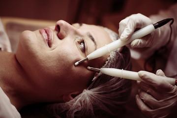 Facial beauty treatment