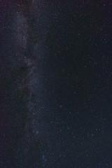 長野 北アルプス 白馬岳から見る星空