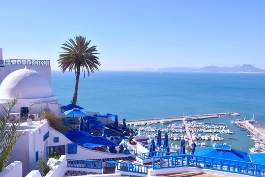 Sidi Bou side, Tunisia