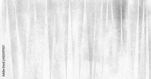 Abstract Thin Triangles In Faded Black Gray And White Shards Geometric Pattern Design Cool