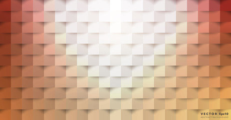 Abstract vector background. Colorful geometric background. Vector illustration. Eps10.