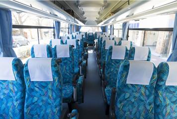 車両 バス 車内イメージ 観光バス 大型 長距離 夜行バス 座席