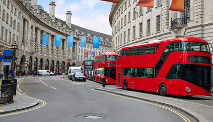 London Piccadilly Circus in UK