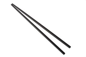 Black chopsticks