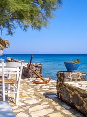 Griechenland Naxos Hafen
