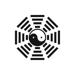 yin yang icon.
