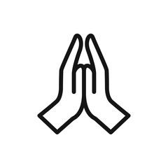 pray icon.