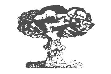 nuclear bomb Nuclear explosion