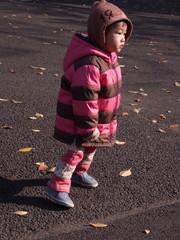 子供 男児 公園 遊ぶ 1歳