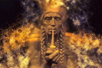The Magic Indian