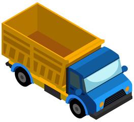 3D design for truck