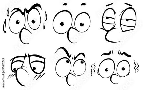 Facial Outline 113