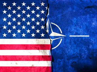 A crack in the monolith. United States-NATO relations