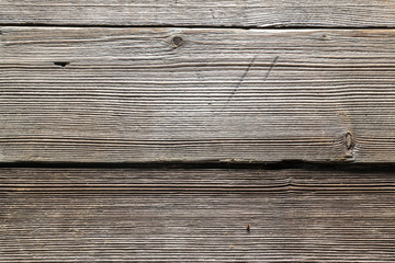 Dark Old Wood Texture or Background Top View
