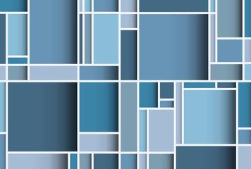 Fond - Cases - carrés - présentation - décoration