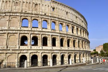 Colosseum Amphitheatre in Rome