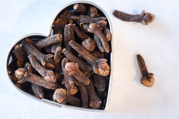 Heart healthy whole cloves