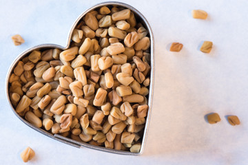 Heart healthy fenugreek