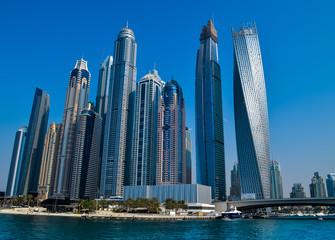 Dubai Marina Modern Architecture