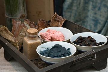 Indigo dye pigment