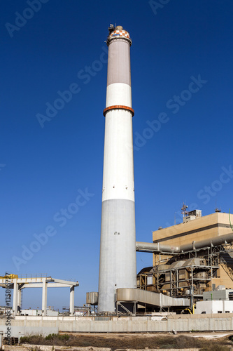 Fossil Fuel Power Plant : Quot fossil fuel power plant stock photo and royalty free