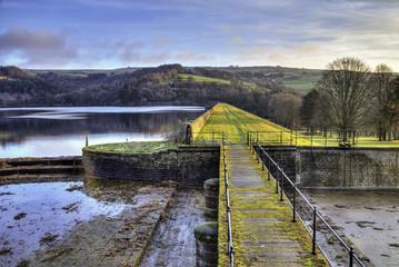 Agden reservoir, Bradfield , Yorkshire
