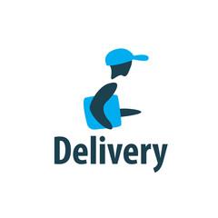 delivery vector logo