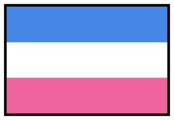 Heterosexual Pride Flag