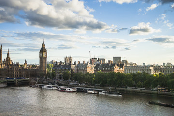 City of Westminster in London, UK.