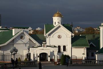 Belarus. Minsk. Veiw at Down town. Nimiga region
