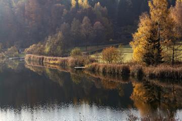 Aichwaldsee, Oesterreich