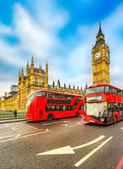 Photo sur Plexiglas Londres The Big Ben, London, UK