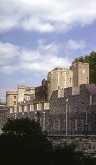 Outer walls, Tower of London
