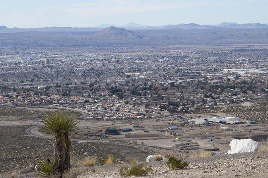 Las Cruces City