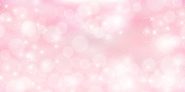 春 ピンク 空 背景