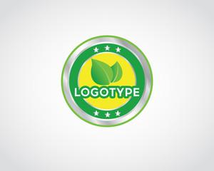 Logo fertilizer, agriculture vector logo design template. farm or harvest icon.