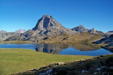 lac Gentau Pyrénées
