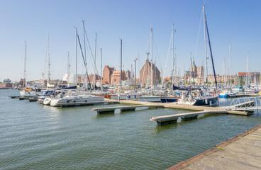 Stralsund Yachthafen