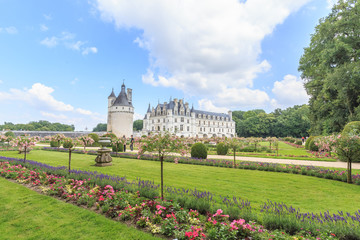 the Indre-et-Loire department of the Loire Valley in France.