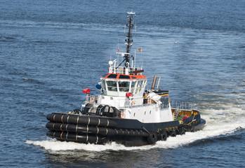 Saint John's Tugboat